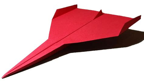 How To Make Cool Paper Airplanes That Fly Far - how to make a paper airplane that flies cool paper