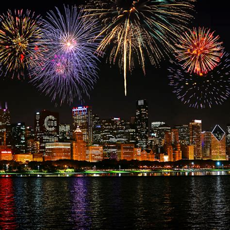new year for cubs chicago cubs 2016 world series chionship skyline with
