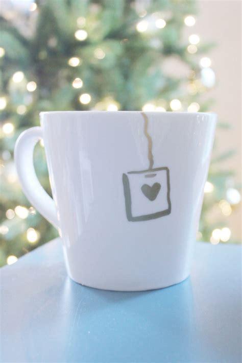 design mugs diy 25 artistic baked sharpie dish diy designs