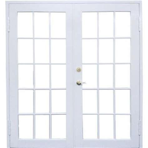 Homedepot Patio Doors Awp 72 In X 80 In Aluminum Prehung Left Outswing Patio Door Swpd6068lhclrw The