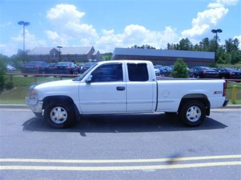 2000 gmc z71 sell used 2000 gmc 1500 z71 sle extended cab 5 3l