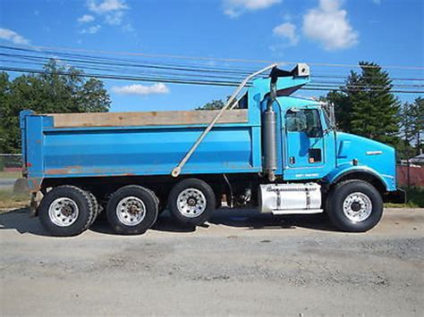 volvo 800 truck for sale 2006 kenworth t800 dump trucks for sale 38 used trucks