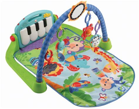 Piano Activity Mat by Fisher Price Kick N Play Baby Piano Mat Keep Up
