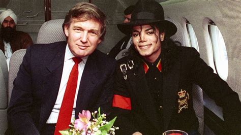 donald trump and michael jackson s former apartment on the donald trump says michael jackson lost confidence from