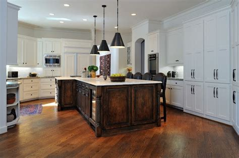6 Foot Kitchen Island how to decorate the top of a cabinet and how not to
