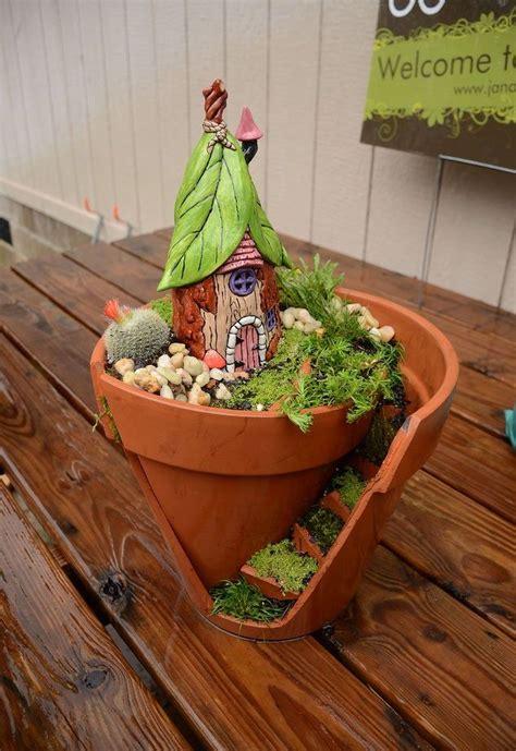 homemade flower pots ideas best 25 broken pot garden ideas on pinterest fairy