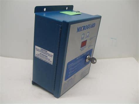 ab light curtain pinnacle microguard mg 40 ab1 10 light curtain controller