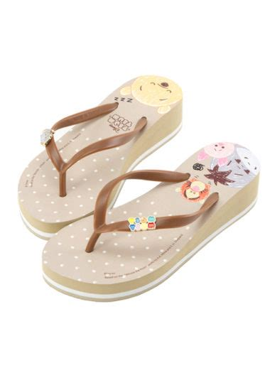 Sandal Karakter Tsum Tsum a look at the new tsum tsum sandals from gracegift being released in taiwan disney tsum tsum