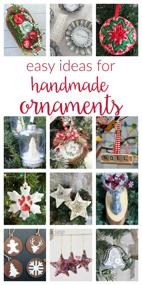 easy handmade christmas ornaments  purple couches