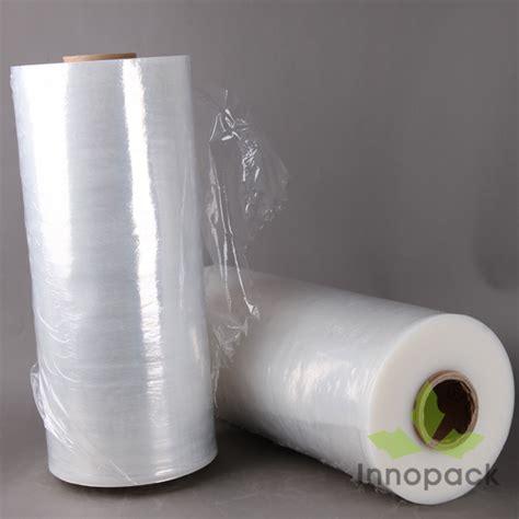 Wrapping Plastic Untuk Tambahan Packaging clear pe anti uv furniture plastic wrap factory price