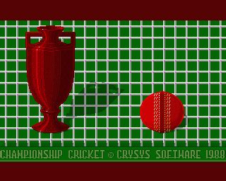 emuparadise cricket 2000 chionship cricket rom