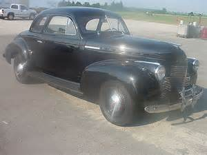1940 Chevrolet Coupe For Sale 1940 Chevrolet Master 85 Coupe For Sale