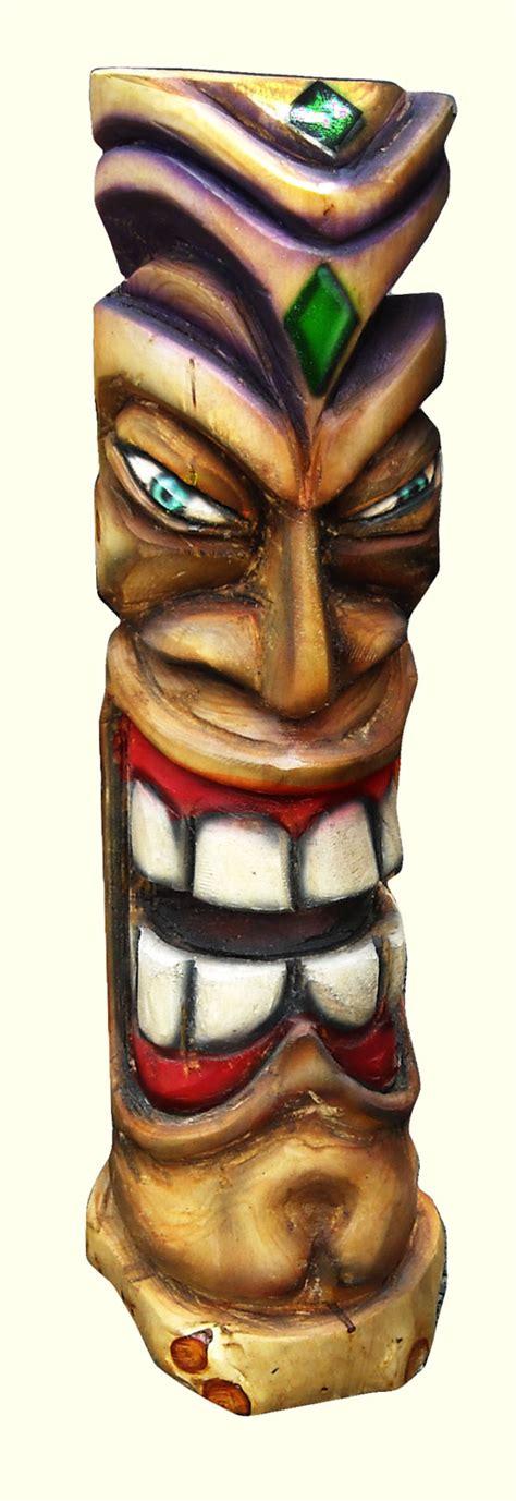 Tiki L by Tiki Tikis Tiki Masks Tiki Totems Tiki Gods Tiki Carving