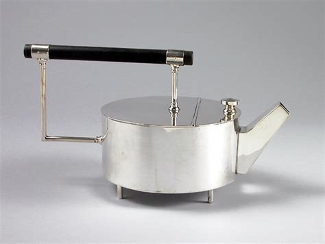 Christopher Dresser Silver by Christopher Dresser Alessi Teapot Kamm Teapot Foundation