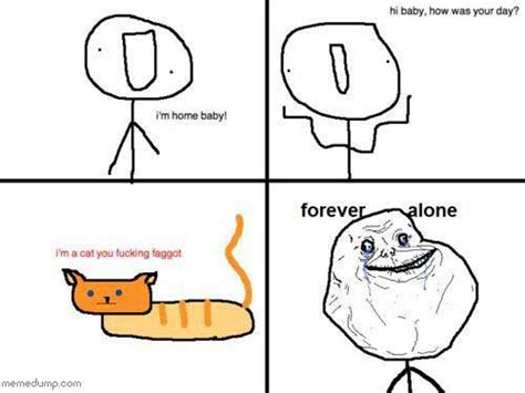 Funny Memes Forever Alone - funny forever alone guy web meme picture