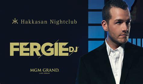 Hakkasan Vegas Calendar Dj Fergie Tickets And Lineup On Jun 5 2014 At Hakkasan At