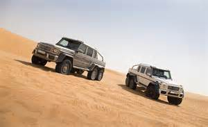 Mercedes Amg G63 6x6 Price Car And Driver