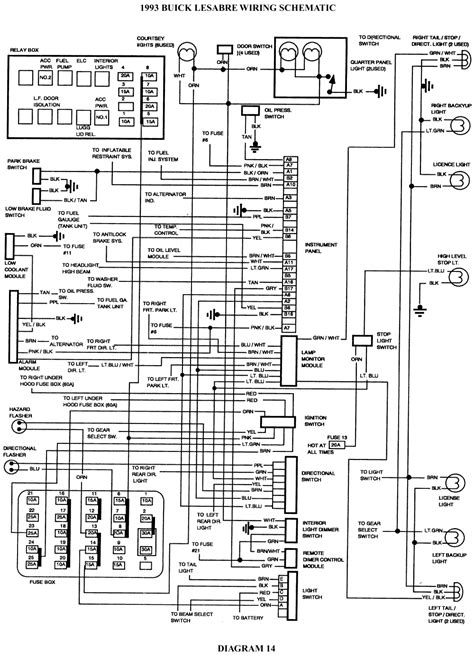 1987 buick wiring diagram wiring diagram schemes