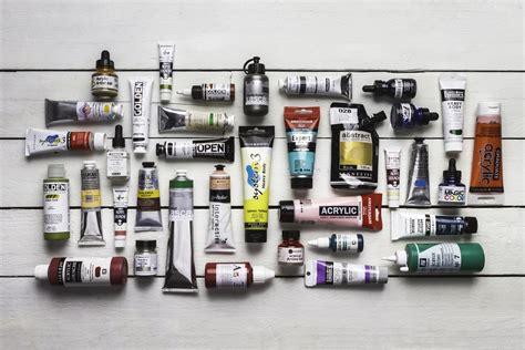 acrylic paints jacksons acrylic paint guide jackson s