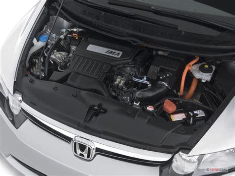 2007 honda civic engine size 2007 honda civic hybrid 4 door sedan engine