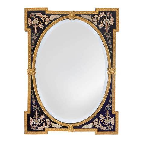 bathroom mirrors oval brushed nickel bathroom oval