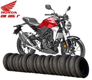 Motorradreifen 125ccm by Honda Cb 125 R 2018 Motorradreifen Mynetmoto