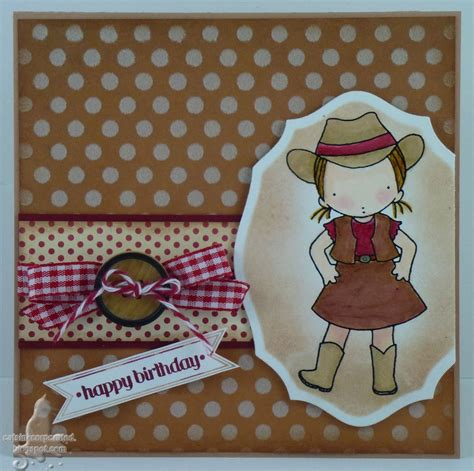 Country Birthday Cards