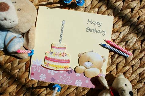 Handmade Birthday Cards Ideas For Friends - trending