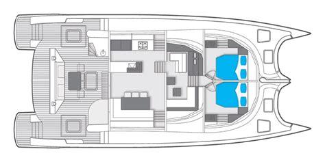 catamaran yacht layout catamaran ewhala main deck layout luxury yacht browser