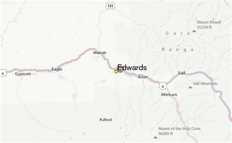 map of edwards colorado edwards weather station record historical weather for