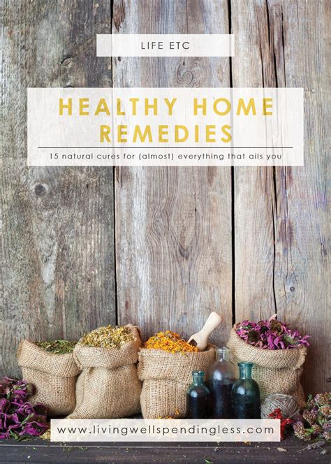 15 healthy home remedies home remedies