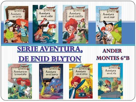 libro aventura en la isla recomendaci 243 n libros colecci 243 n aventura de enid blyton