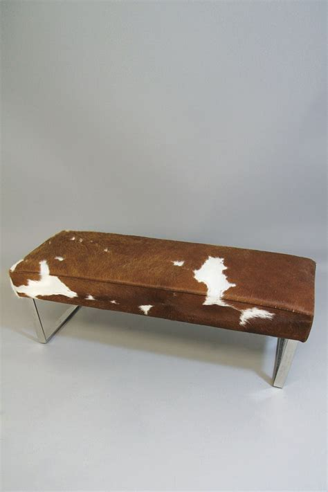 kinetic bench 117 best images about cowhide furniture on pinterest