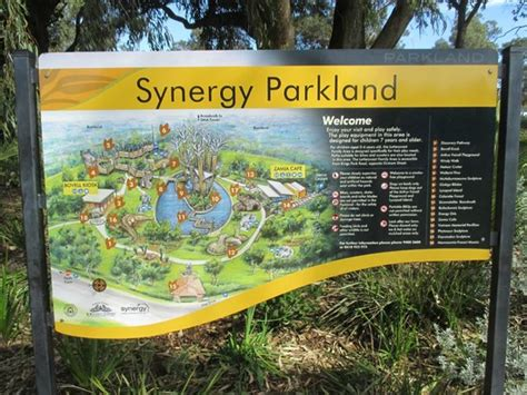 Synergy Garden City Park by Synergy Parkland Picture Of Park Botanic Garden