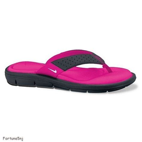 nike comfort thong sandals women s 10 off free shipping nike womens thong flip flops memory