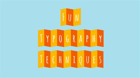 lettering js 3 fun typography techniques using lettering js