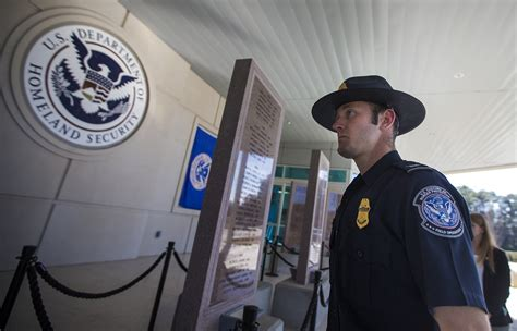 how u s customs officers are trained wbur news