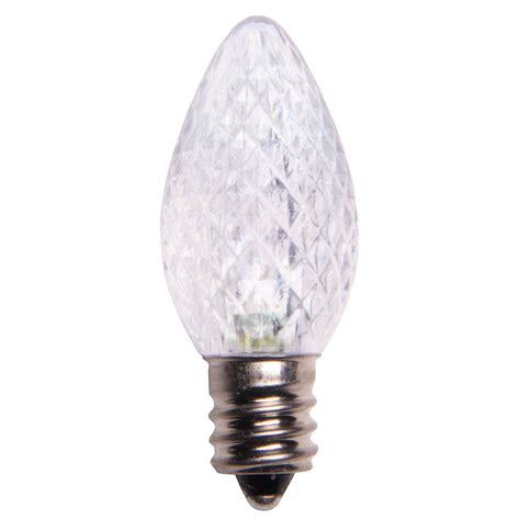 Led White Light Bulb C7 Cool White Led Light Bulbs