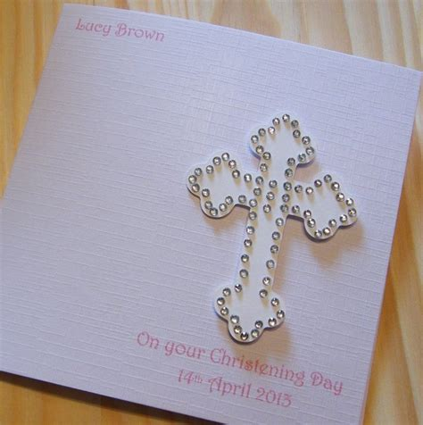 Handmade Communion Cards - pin by marita on confirmation cards