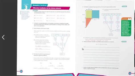 libro la respuesta respuestas libro matematicas 2do secundaria ლ ლconect youtube