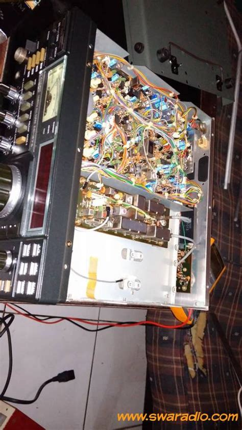 Harga Tr Toshiba Ori dijual icom ic271 japan version mulus langsung colok