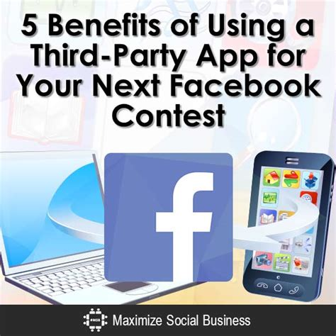 Giveaway Apps For Facebook - 5 benefits of using a third party app for your next facebook contest