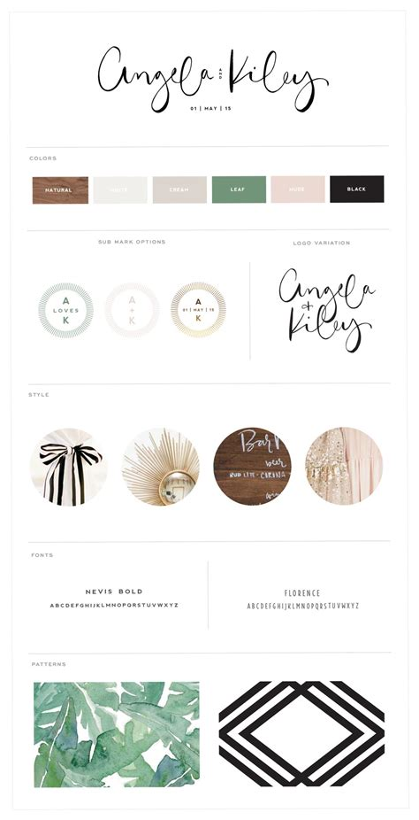 Wedding Branding by How To Brand Your Wedding Saffron Avenue Saffron Avenue
