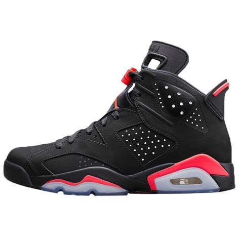 Nike For 6 air 6 quot black infrared quot