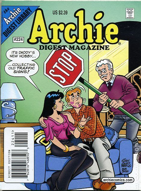 archie comics digest 1973 224 vf