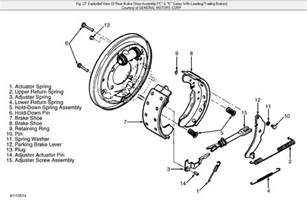 need diagram of brakes and calipers of 1998 silverado