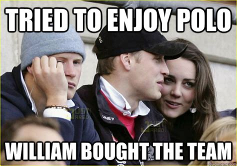 Meme Polo - third wheel prince harry memes quickmeme