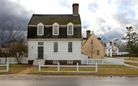 Find S Houses Colonial Williamsburg S Haunted Houses Travel Leisure