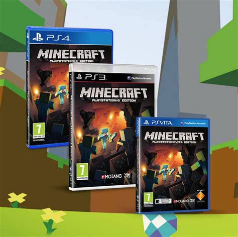 how to mod a game for ps3 minecraft ps3 edition getting disc release next month