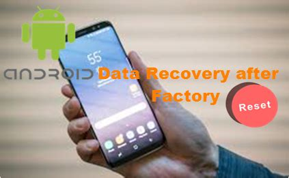 reset android memory how to recover photos on android after factory reset quora